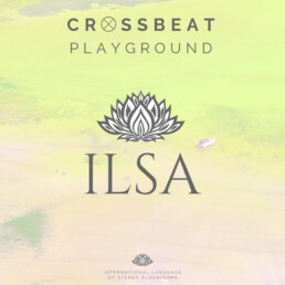 Crossbeat - Playground ILSA cover